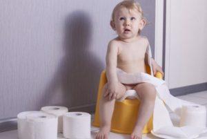 Как отучить ребенка от памперса 2 года?