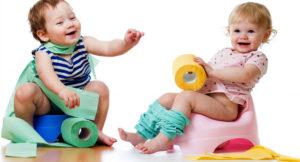 Как начать ребенка приучать к горшку?