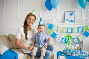 Как отметить 1 годик сыну?