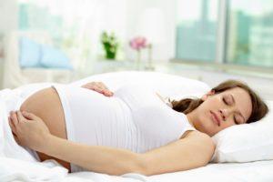 Почему хочется спать в 34 недели беременность