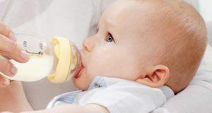 Искусственное кормление детей