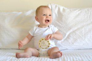 10 месяцев грудничок