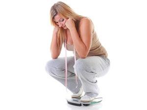 Вес очень медленно уходит что делать
