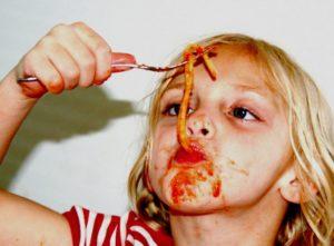 Ребенок ведет себя ужасно
