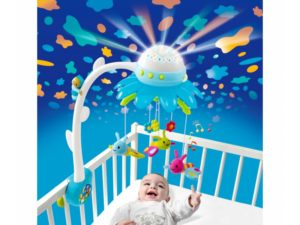 Мобиль в кроватку для новорожденных как выбрать