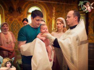 Что нужно крестным для крещения ребенка?