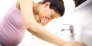 Токсикоз на 13 неделе беременности причины