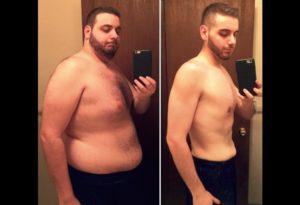 Как похудеть парню 25 лет?