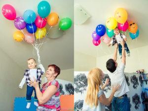 Как отметить 1 годик сыну дома?