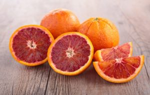 Красный апельсин полезные свойства