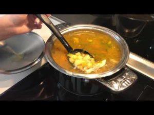 Как варить суп малышу?