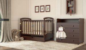 Кроватки детские как выбрать