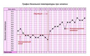 30 Неделя беременности скачет температура