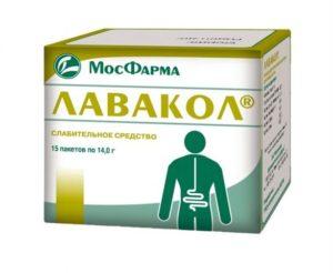 Средства для очистки кишечника в аптеке