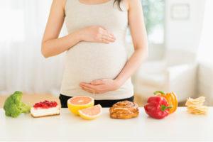 Как похудеть на 36 неделе беременности