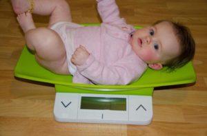 6 месяцев девочка развитие