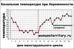 Нормальная температура 14 неделе беременности