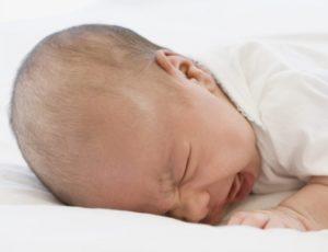 Кашель сухой у новорожденного