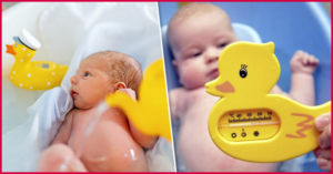 Идеальная температура воды для купания ребенка