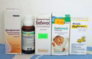 Какое средство от колик лучше для новорожденных?