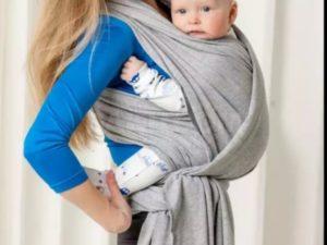 Какой лучше слинг для новорожденных?