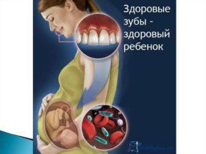 Беременность 30 недель болит зуб