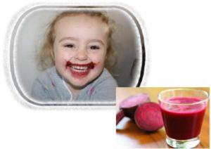 Можно ли грудному ребенку давать свекольный сок?