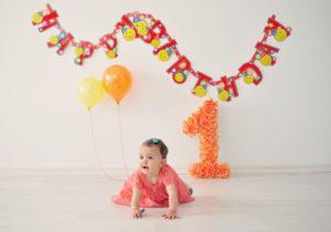 Как отпраздновать годик малышу?
