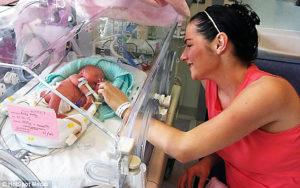 Кто рожал на 32 неделе беременности