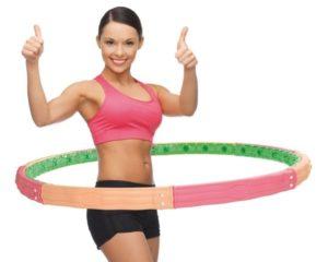 Какой обруч для похудения лучше выбрать?