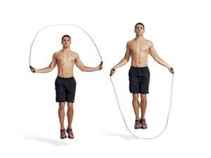 Скакалка для похудения живота у мужчин