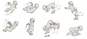 Во сколько малыш самостоятельно сидит