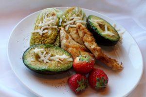 Вкусные блюда на сушке тела