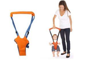 Как научить ребенка ходить без ходунков?