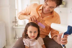 Как отцу воспитать дочь?