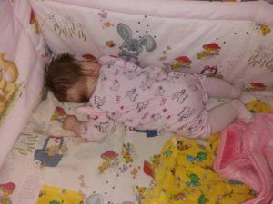 Сон младенца 5 месяцев