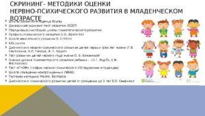 Методика развития новорожденного