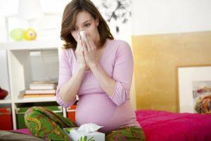 Орви 27 неделе беременности
