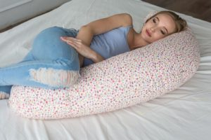 Подушка для беременных как выбрать размер