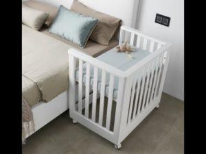 Кроватка для новорожденных приставная
