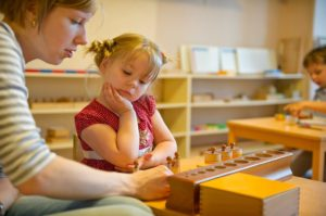 Методики воспитания детей марии монтессори