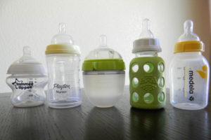 Как выбрать бутылочки для кормления?