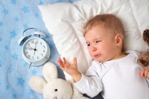 Ребенок не спит сутки