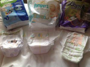 Какие памперсы для новорожденных выбрать?