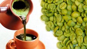 Как правильно заваривать зеленый кофе для похудения?
