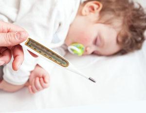 Температура после прививки от гепатита у новорожденного