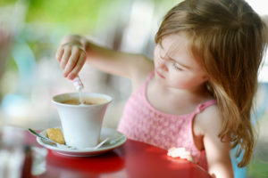 Можно ли кофе ребенку?