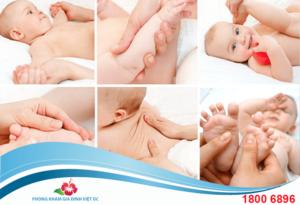 Гипертонус у детей до года массаж