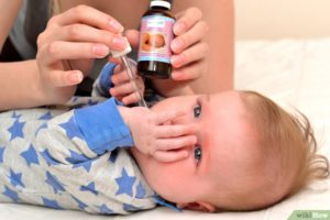 Мучают газики новорожденного