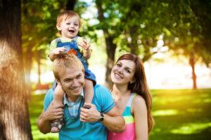 Как весело провести выходные с детьми?